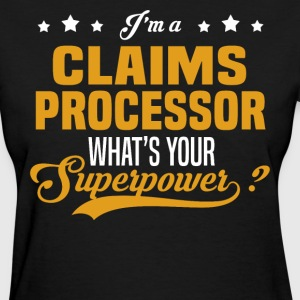 Claims Processor - Women's T-Shirt