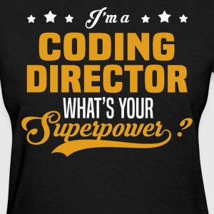 Coding Director - Women's T-Shirt
