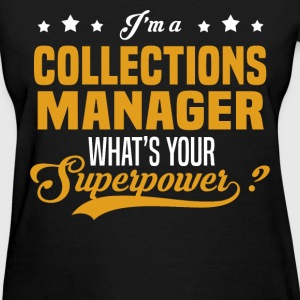 Collections Manager - Women's T-Shirt