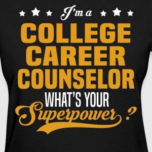 College Career Counselor - Women's T-Shirt