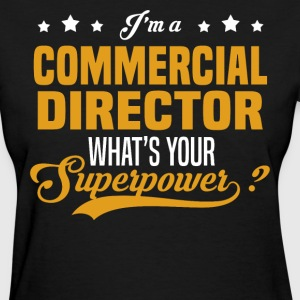 Commercial Director - Women's T-Shirt