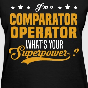 Comparator Operator - Women's T-Shirt