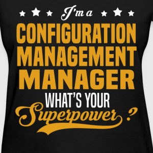 Configuration Management Manager - Women's T-Shirt