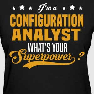 Configuration Analyst - Women's T-Shirt
