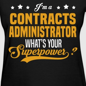 Contracts Administrator - Women's T-Shirt