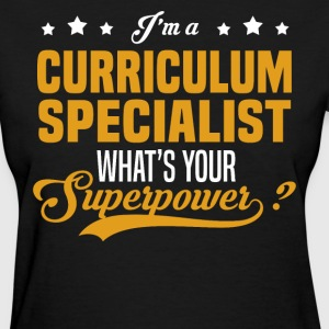 Curriculum Specialist - Women's T-Shirt