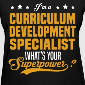 Curriculum Development Specialist - Women's T-Shirt