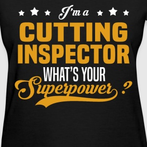 Cutting Inspector - Women's T-Shirt
