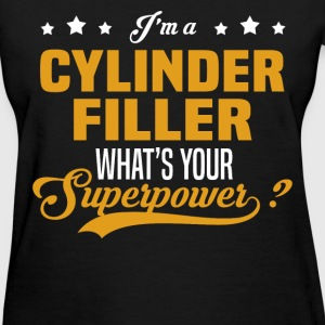 Cylinder Filler - Women's T-Shirt