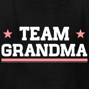 Team Grandma Kids' Shirts - Kids' T-Shirt