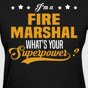 Fire Marshal - Women's T-Shirt