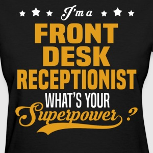 Front Desk Receptionist - Women's T-Shirt