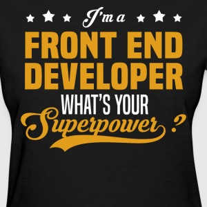 Front End Developer - Women's T-Shirt