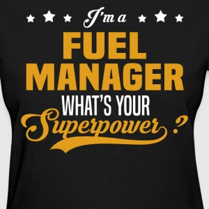 Fuel Manager - Women's T-Shirt