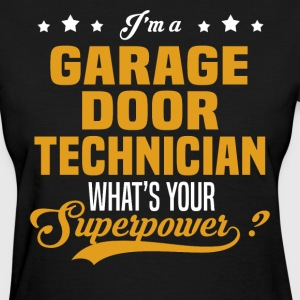 Garage Door Technician - Women's T-Shirt