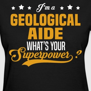 Geological Aide - Women's T-Shirt