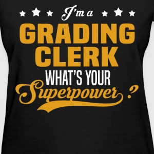 Grading Clerk - Women's T-Shirt