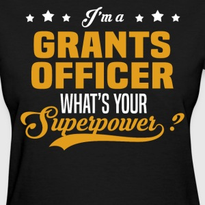 Grants Officer - Women's T-Shirt