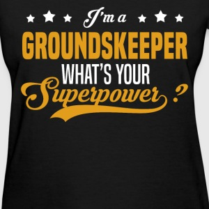 Groundskeeper - Women's T-Shirt