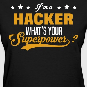 Hacker - Women's T-Shirt