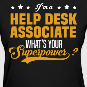 Help Desk Associate - Women's T-Shirt