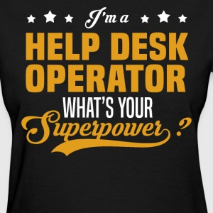 Help Desk Operator - Women's T-Shirt