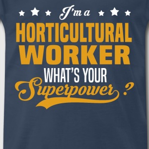 Horticultural Worker - Men's Premium T-Shirt