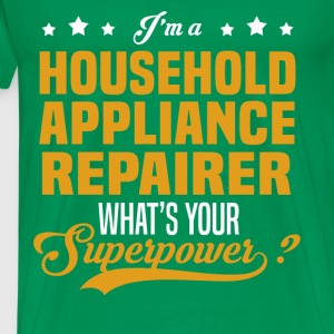 Household Appliance Repairer - Men's Premium T-Shirt
