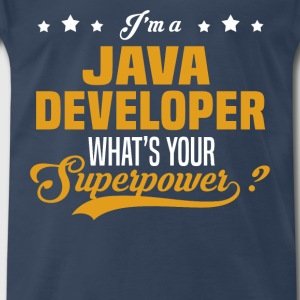Java Developer - Men's Premium T-Shirt
