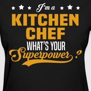 Kitchen Chef - Women's T-Shirt