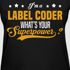 Label Coder - Women's T-Shirt