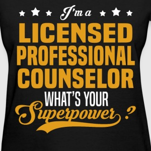 Licensed Professional Counselor - Women's T-Shirt