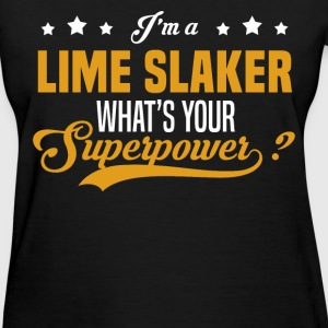 Lime Slaker - Women's T-Shirt