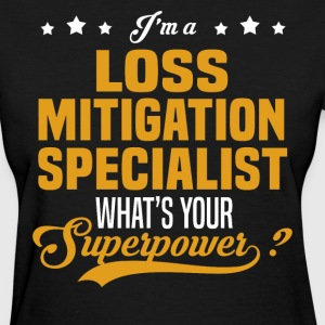 Loss Mitigation Specialist - Women's T-Shirt