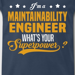 Maintainability Engineer - Men's Premium T-Shirt