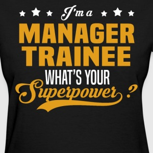 Manager Trainee - Women's T-Shirt
