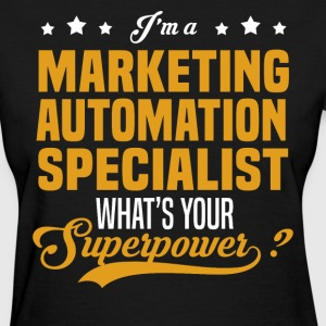 Marketing Automation Specialist - Women's T-Shirt