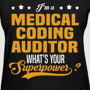 Medical Coding Auditor - Women's T-Shirt
