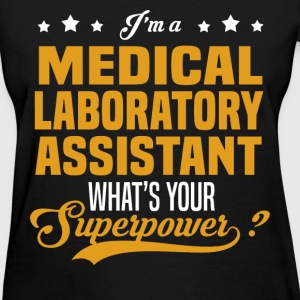 Medical Laboratory Assistant - Women's T-Shirt