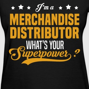 Merchandise Distributor - Women's T-Shirt