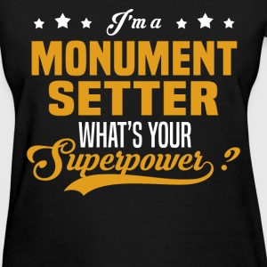 Monument Setter - Women's T-Shirt