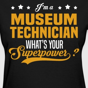 Museum Technician - Women's T-Shirt