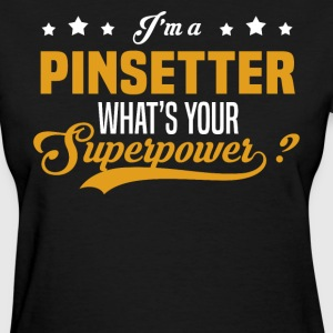 Pinsetter - Women's T-Shirt