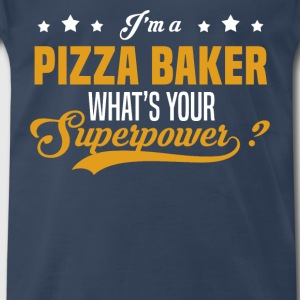 Pizza Baker - Men's Premium T-Shirt