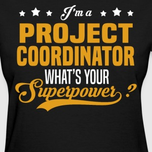Project Coordinator - Women's T-Shirt