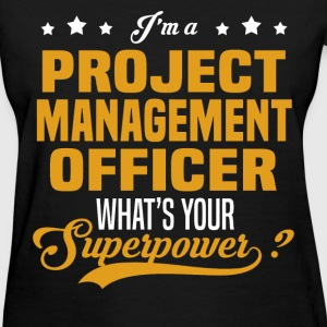 Project Management Officer - Women's T-Shirt