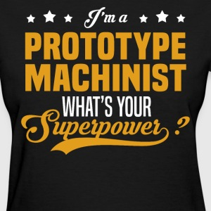 Prototype Machinist - Women's T-Shirt