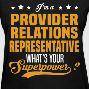 Provider Relations Representative - Women's T-Shirt