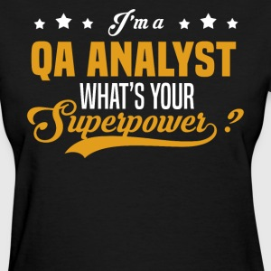 QA Analyst - Women's T-Shirt