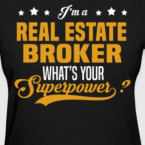 Real Estate Broker - Women's T-Shirt